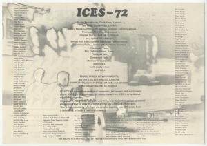 Ices program
